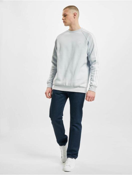 adidas Originals Sweat & Pull 3-Stripes bleu