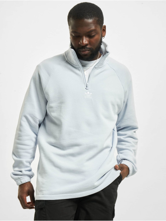 adidas Originals Sweat & Pull Trefoil bleu