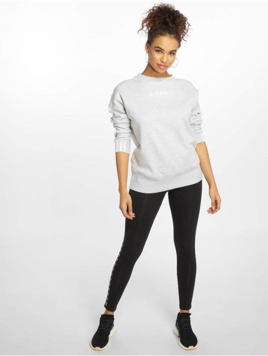 3e27cd3418 adidas originals   Coeeze gris Femme Sweat & Pull 543477