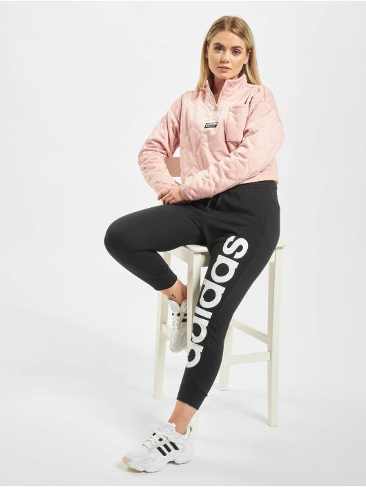 adidas Originals Sweat & Pull Cropped magenta