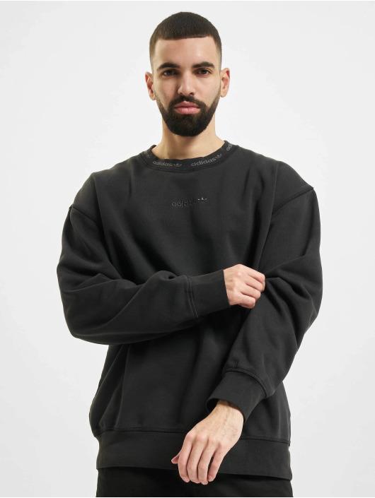 adidas Originals Sweat & Pull Dyed noir