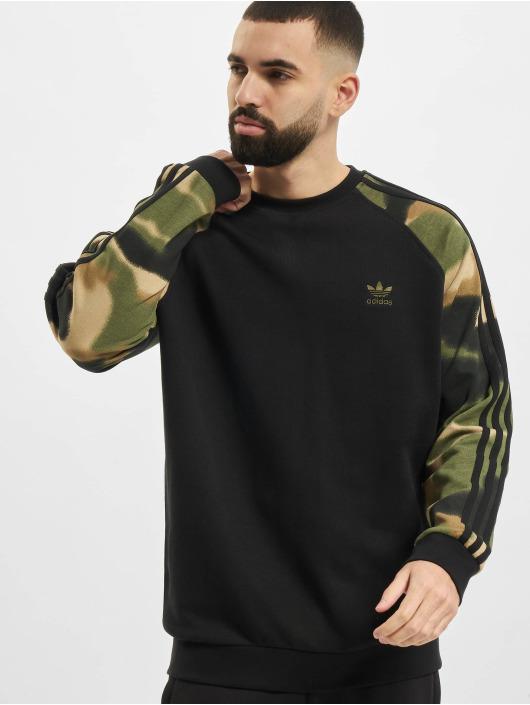 adidas Originals Sweat & Pull Camo noir