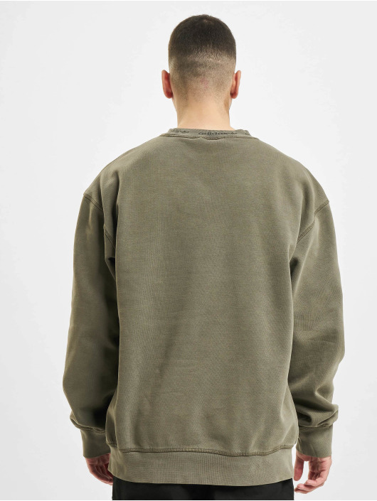 adidas Originals Sweat & Pull Dyed olive