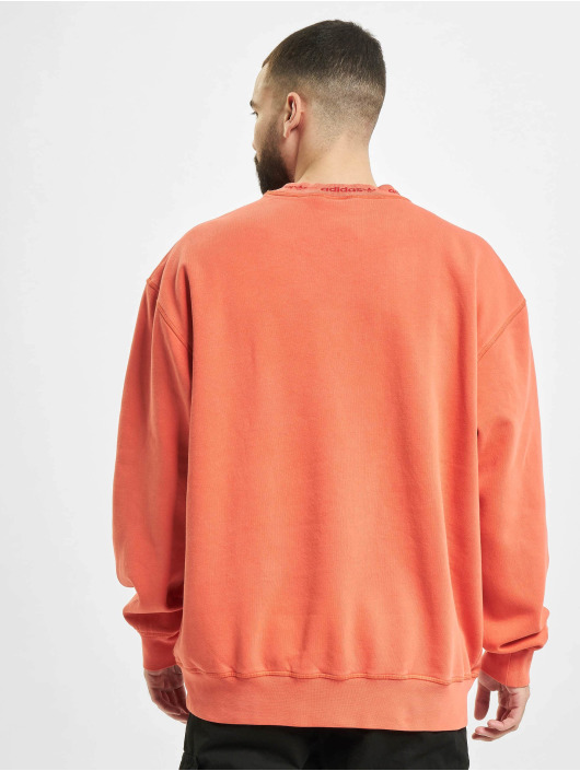 adidas Originals Sweat & Pull Dyed orange