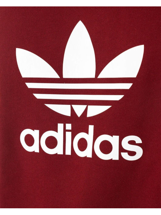 adidas originals Sweat & Pull Trefoil rouge