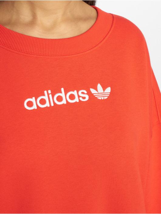 adidas originals Sweat & Pull Coeeze rouge