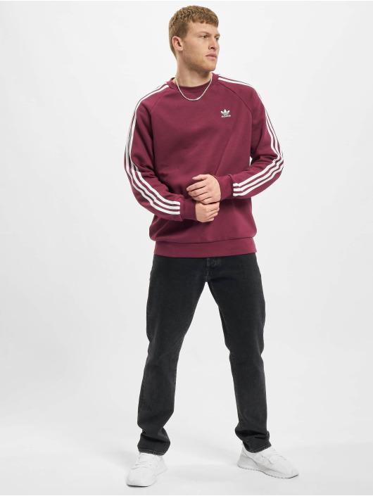 adidas Originals Sweat & Pull 3-Stripes rouge