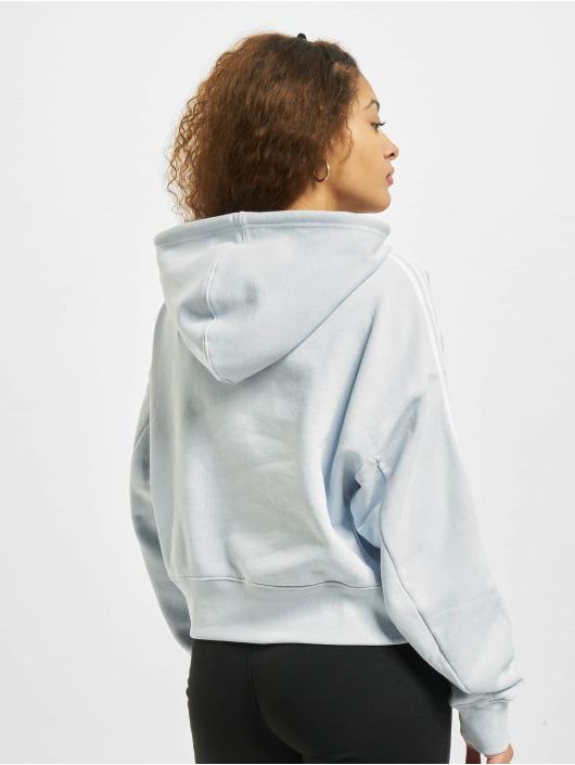 adidas Originals Sweat capuche Short bleu