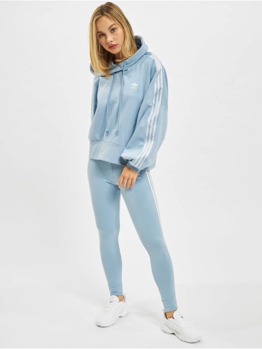 adidas Originals Sweat capuche Originals bleu