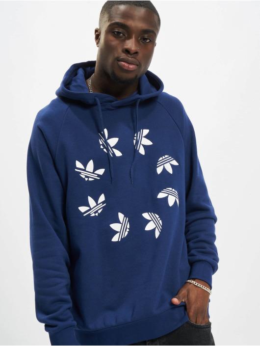 adidas Originals Sweat capuche ST bleu
