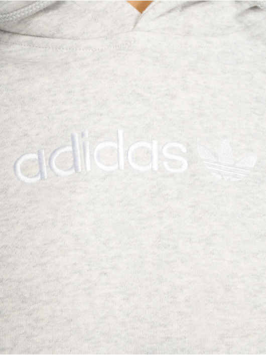 adidas originals Sweat capuche Coeeze gris