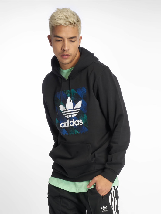 Originals Sweat Noir 598669 Adidas Towning Homme Capuche f6Yyvgb7