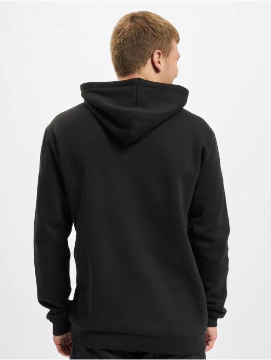 adidas Originals Sweat capuche 3-Stripes noir