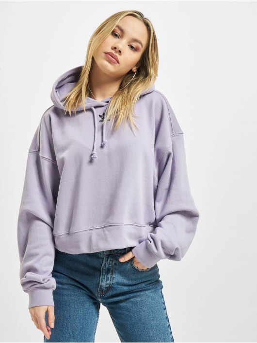 adidas Originals Sweat capuche Originals pourpre