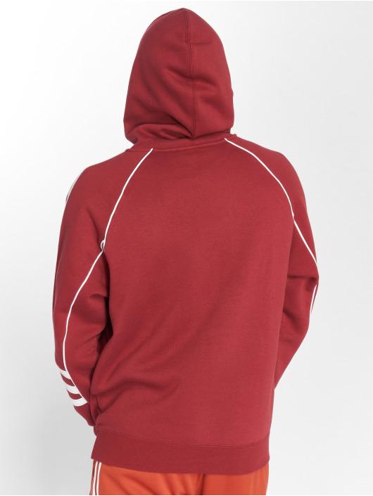 Auth Rouge Adidas Homme Originals 500229 Sweat Capuche ZEwq5zw