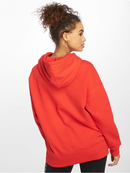 adidas originals Sweat capuche Coeeze rouge