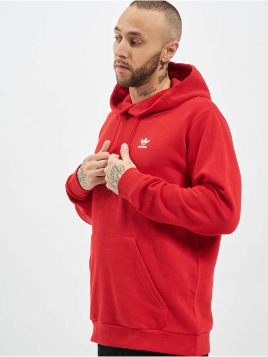 adidas Originals Sweat capuche Essential rouge