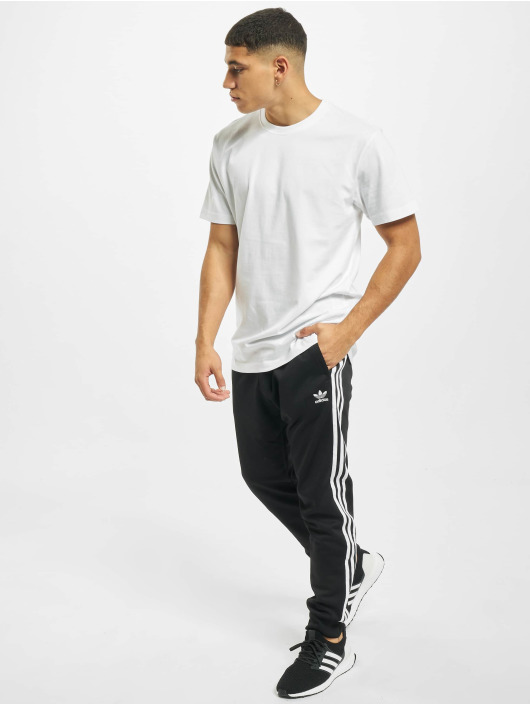 adidas Originals Sweat Pant SST TT P black