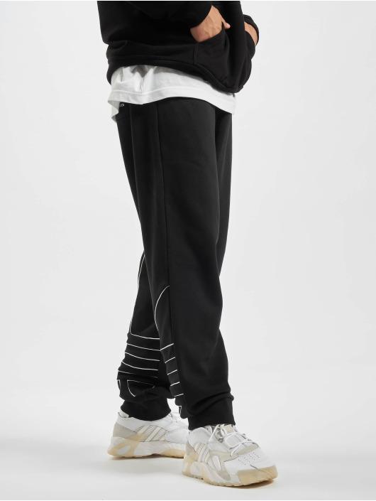 adidas Originals Sweat Pant Big Trefoil Outline black