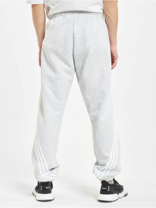 adidas Originals Sweat Pant 3-Stripe Wrap gray