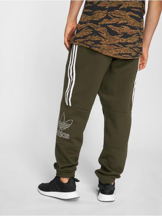 adidas originals Sweat Pant Outline Pant olive