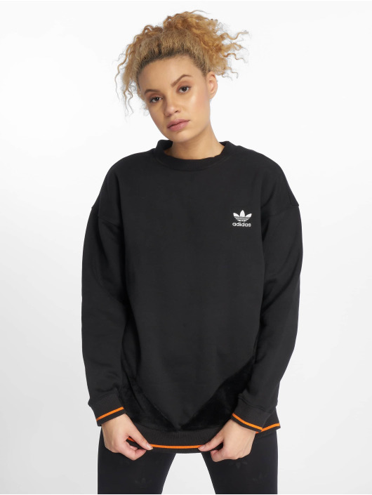 adidas originals Swetry Clrdo Sweater czarny