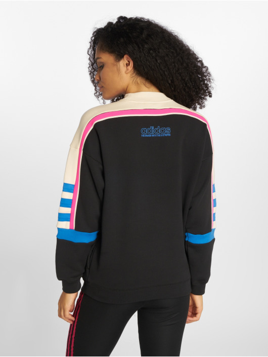 adidas originals Swetry Sweat czarny