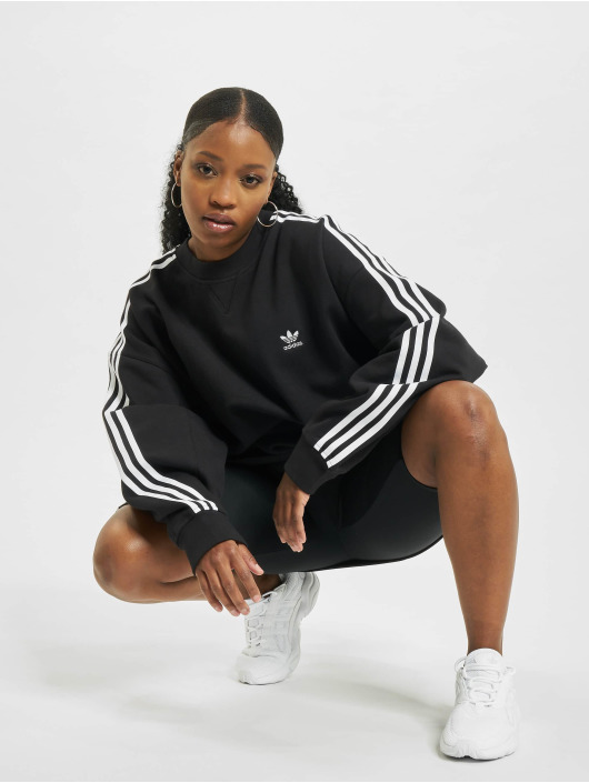 adidas Originals Swetry Oversized czarny