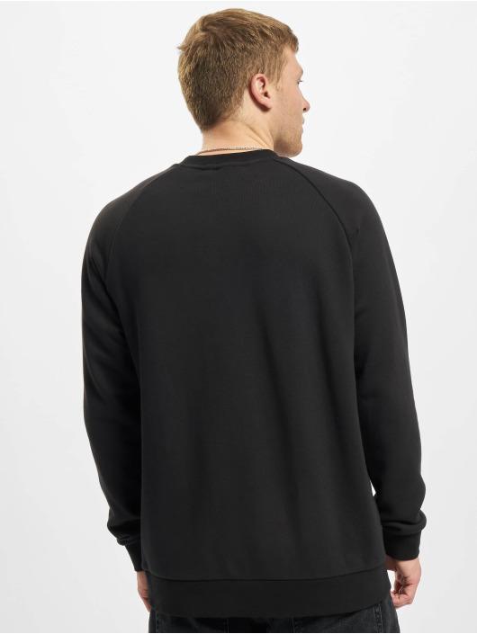 adidas Originals Swetry Trefoil Crew czarny