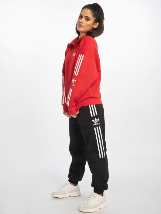 adidas Originals Swetry Lock Up czerwony