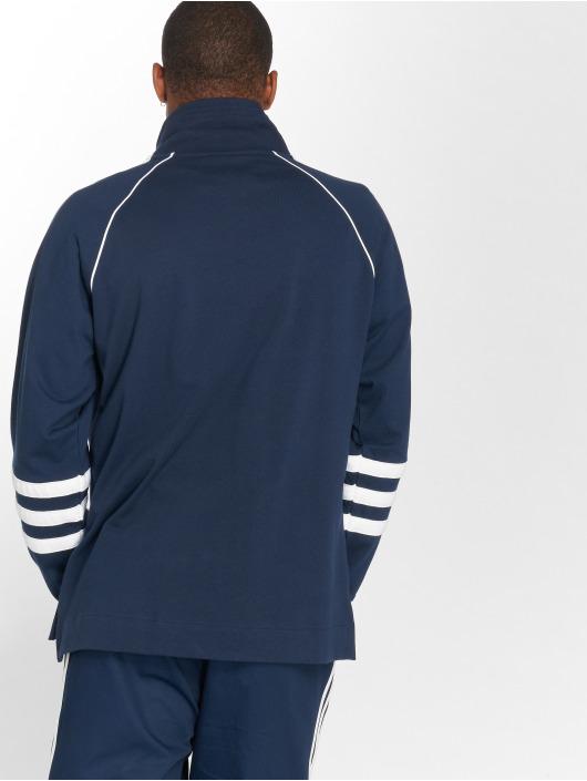 adidas originals Swetry Auth Rugby niebieski