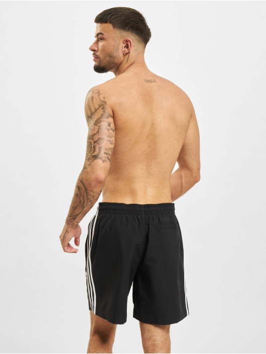 adidas Originals Swim shorts 3-Stripes black