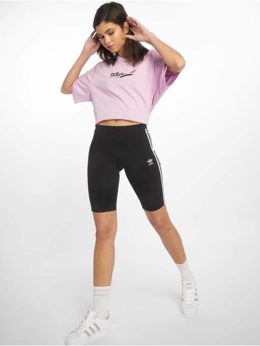 adidas Originals Szorty Cycling czarny