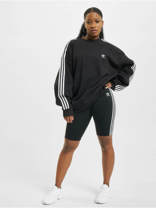 adidas Originals Szorty High Waist Short czarny