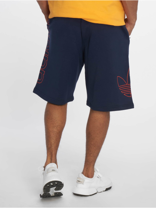 adidas Originals Szorty FT OTLN niebieski