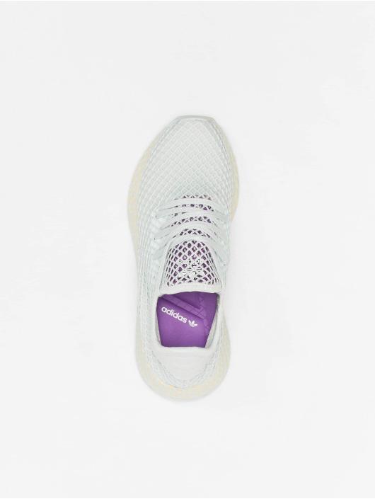 adidas originals Tøysko Deerupt Runner W blå