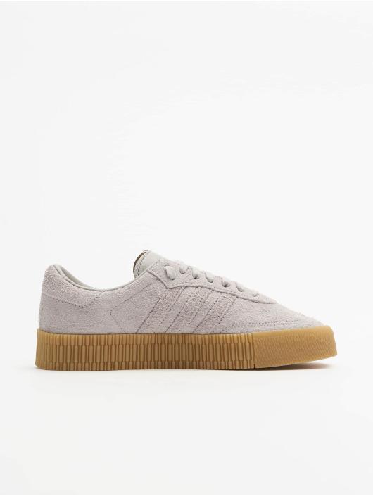 adidas originals Tøysko Sambarose grå