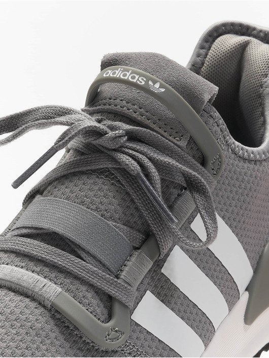 adidas Originals Tøysko U_Path Run grå