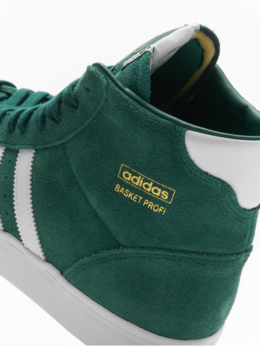 adidas Originals Tøysko Basket Profi grøn