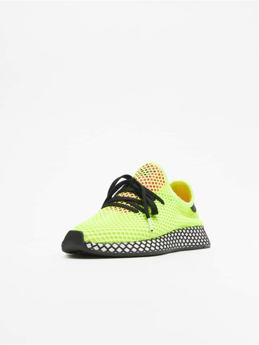 adidas Originals Tøysko Deerupt gul