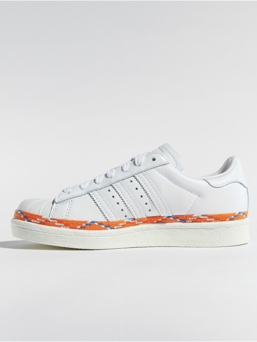 adidas originals Tøysko Superstar 80s New Bo hvit