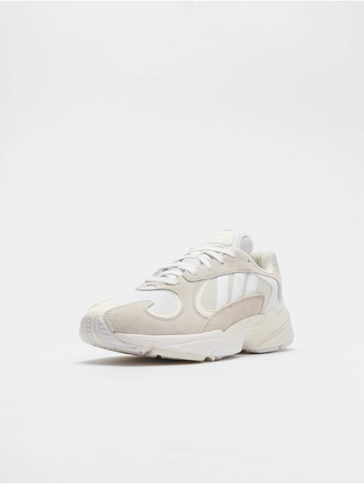 adidas Originals Tøysko Adidas Originals Yung-1 Sneakers hvit
