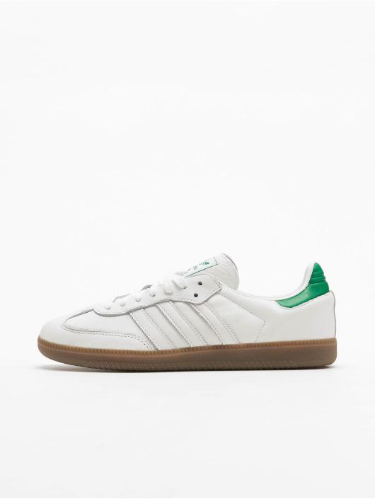 adidas Originals Tøysko Samba Og hvit