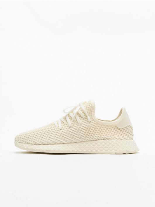 adidas originals Tøysko Deerupt Runner hvit
