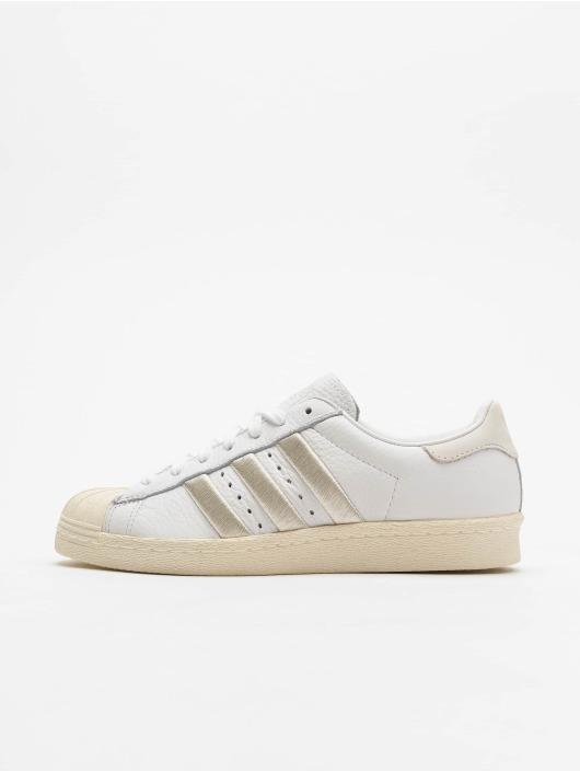 adidas Originals Tøysko Superstar 80s hvit