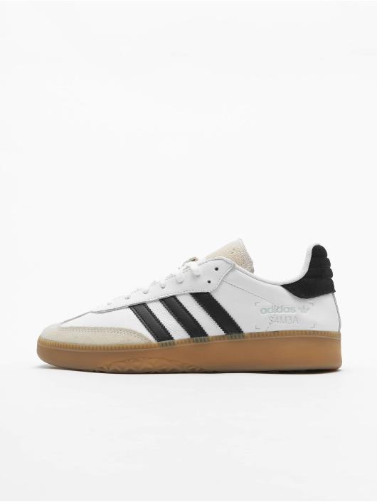 adidas Originals Tøysko Samba RM hvit
