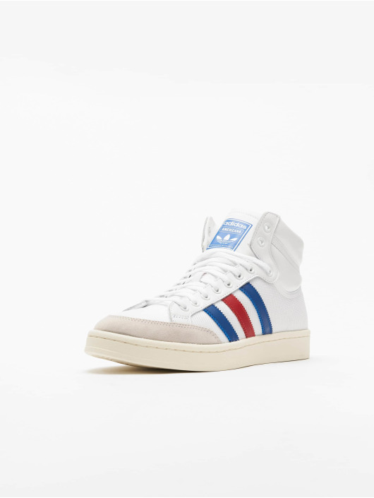 adidas Originals Tøysko Americana HI hvit
