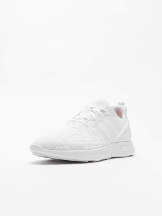 adidas Originals Tøysko Zx 2k Flux hvit