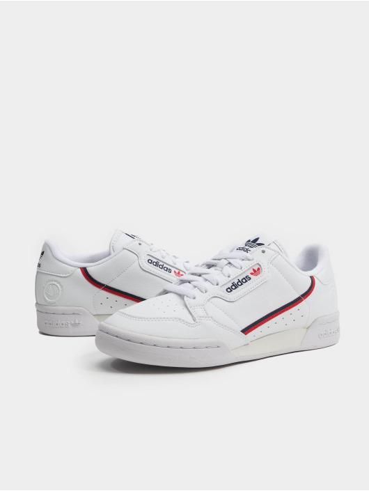 adidas Originals Tøysko Continental 80 Vega hvit
