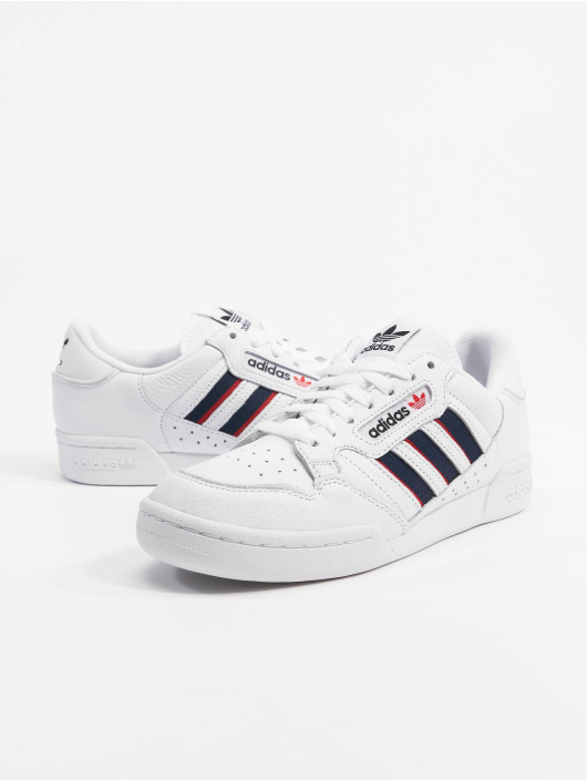 adidas Originals Tøysko Continental 80 Stripe hvit